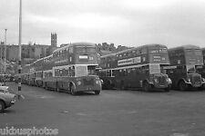 Tayside Leylands & Daimlers Dundee Depot Bus Photo