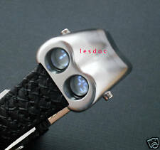 led drivers watch exclusive cool design brand new soft blue led retro vintage70