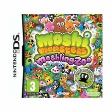 Moshi Monsters: Moshling Zoo (Nintendo DS, 2011) - European Version
