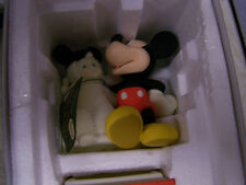 "Disney Showcase ""My Pal Mickey""  Dept 56  COA  Snowbabies  75 Years w/ Mickey"