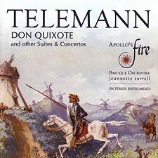 Don Quixote and Other Suites & Concertos, New Music