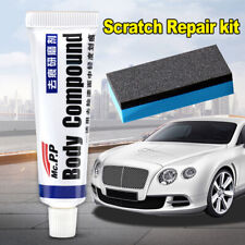 Miracle Car Scratch Removal Kit Cream Automobiles Repair Paint Care Polishing 🔥