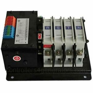 SMARTGEN SGQ125A-4P Automatic Transfer Switch (ATS), N Type