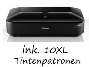 Canon PIXMA iX6850 A3 Tintenstrahldrucker ink.10XL Tinten