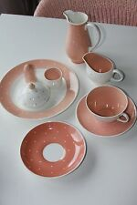 9 Susie Cooper Raised Spot Salmon china items