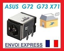 Connecteur Alimentation Asus G72, G72GX, G73, G73 DC Power Jack conector