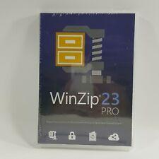 NEW Sealed Corel WinZip 23 PRO Retail Box