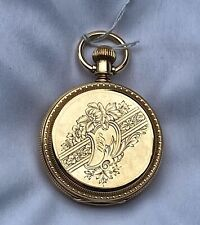 Hunter Case Pocket Watch ca 1883 New listing
