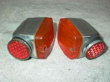 BMW Alum. Turn Signals R75/5 R90/6 R80/7 R90S R100S R100RS R80RT R60/5 R60/6 R65