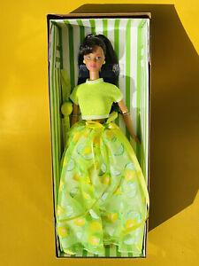 Mattel LEMON-LIME SORBET BARBIE 1998 An Avon Exclusive Special Edition NIB 20318