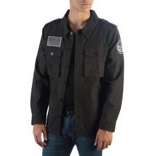 Marvel Comics The Punisher Vigilante Utility Jacket NEW UNWORN