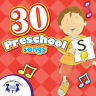 NEW 30 Preschool Songs [Audio CD, 2008] Silly Fun Toddler Preschool Kindergarten
