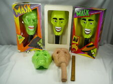 Kenner Wax Sculpt Prototype The Mask Jim Carrey Eye Popping Vintage Rare
