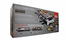 Solis Type 791 Table-Grill 5in1 Raclett