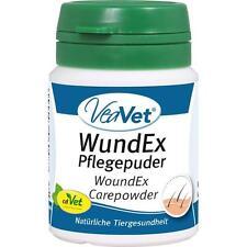 WUNDEX Pflegepuder vet.   15 g   PZN7065468
