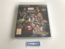 Marvel VS Capcom 3 - Sony PlayStation PS3 - FR - Neuf Sous Blister