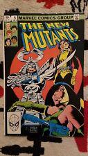 New Mutants #5 NM-/9.2 1983 Marvel Comics