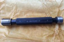 "New G 1/8"" - 28 Bspp Plug Thread Gage Gauge"