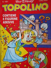 Topolino n°1851 [G.271]  - BUONO -