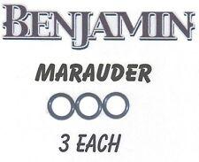 Benjamin Marauder Breech Bolt O-ring Seals .22 (3 EA) Number 1763A023