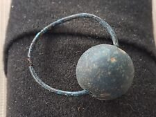 Beautiful Ancient Viking jewellery adornment artifact uncleaned condition L45s