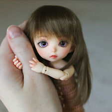 1/8 Bjd SD Doll Little Cute Girl Luna With Free Eyes + Free Face Make Up Gifts