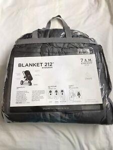 7 A.m Enfant Blanket 212 Evolution Stroller/car seat Footmuff Free Shipping