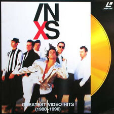 INXS -  Greatest Video Hits Laser Disc