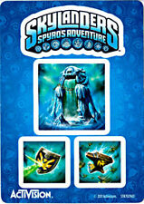 Empire of Ice Skylanders Spyro's Adventures Sticker Only!