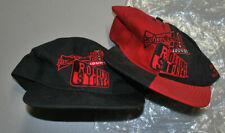 2 Vintage Rolling Stones Voodoo Lounge Budweiser Tour Concert hats
