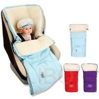 Universal Baby Warm Stroller Thick Pushchair Footmuff Sleeping Bag Seat Cover