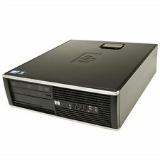 HP ELITE 8000 pronto Internet a basso costo COMPUTER DESKTOP WINDOWS 10 128Gb SSD 4gb DVD