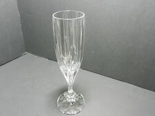 "Mikasa Crystal Berkeley Champagne Flute Clear 8 5/8"" T ca 1989-2004"