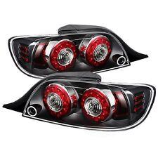 Spyder Auto Mazda RX-8 04-08 LED Tail Lights - Black 5081209