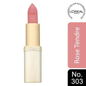 L'Oreal Paris Color Riche Satin Lipstick 303 Rose Tendre