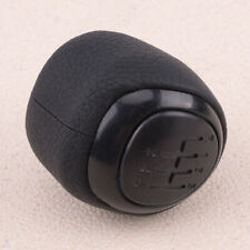 1x New Synthetic Leather 6 Speed Gear Stick Shift Knob Fit for SAAB 9-3 03-12