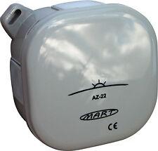Dämmerungsschalter galvanisch getrennt, einstellbar,MART AZ-22G, 230V 16A 4000W