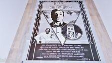 prince UNDER THE CHERRY MOON ! affiche cinema 1986