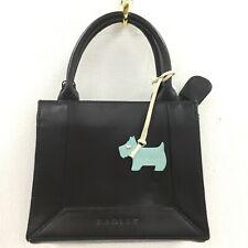 New Radley Women's Black Medium Handbag Zip Closure Casual Smart 291770
