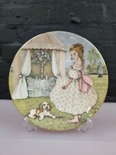 More details for royal worcester tuesday's child plate