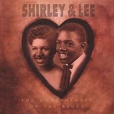 SHIRLEY & LEE - LET THE GOOD TIMES ROLL [BEAR FAMILY] NEW CD