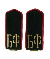 Reproduction soviet ww2 Naval Infantry shoulder boards for the Baltic Fleet