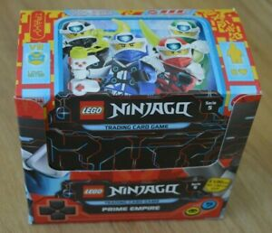 Lego ninjago™ Series 5 Trading Card Game 1x Display 50 Booster Nip