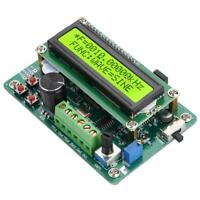 Function DDS Signal Source Generator 60MHz Frequency Counter Dual TTL Output