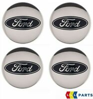 NEW GENUINE FORD MONDEO 2000-2007 ALLOY WHEEL CENTER CAP COVER CAPS 4PCS 2108755