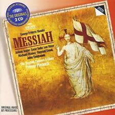 Handel Messiah The English Concert Trevor Pinnock 2 X CD Album