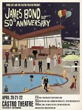 "Max Dalton ""James Bond 50th Anniversary Pool Party"""