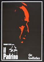 Manifesto El Padrino Marlon Brando Francis Ford Coppola En Pacino Duvall P03