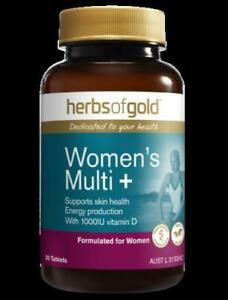Herbs of Gold - Women's Multi +