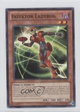 2012 Yu-Gi-Oh! Galactic Overlord #GAOV-EN029 Inzektor Ladybug YuGiOh Card 0a1